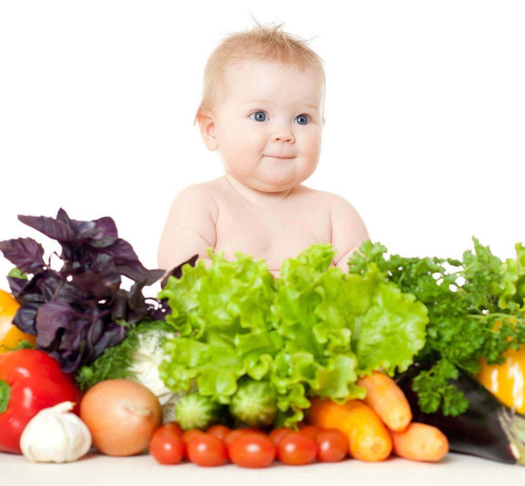 правильное питание для младенцев