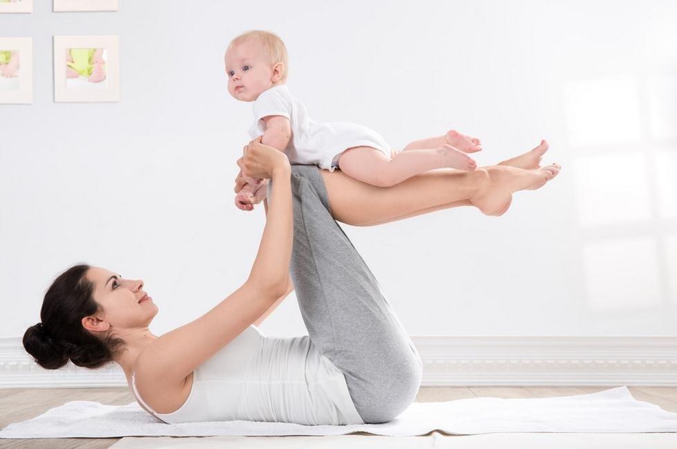 гимнастика от геморроя после родов