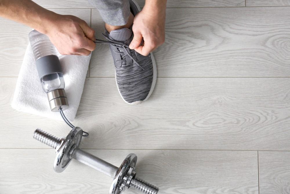 инвентарь для спортивных упражнений