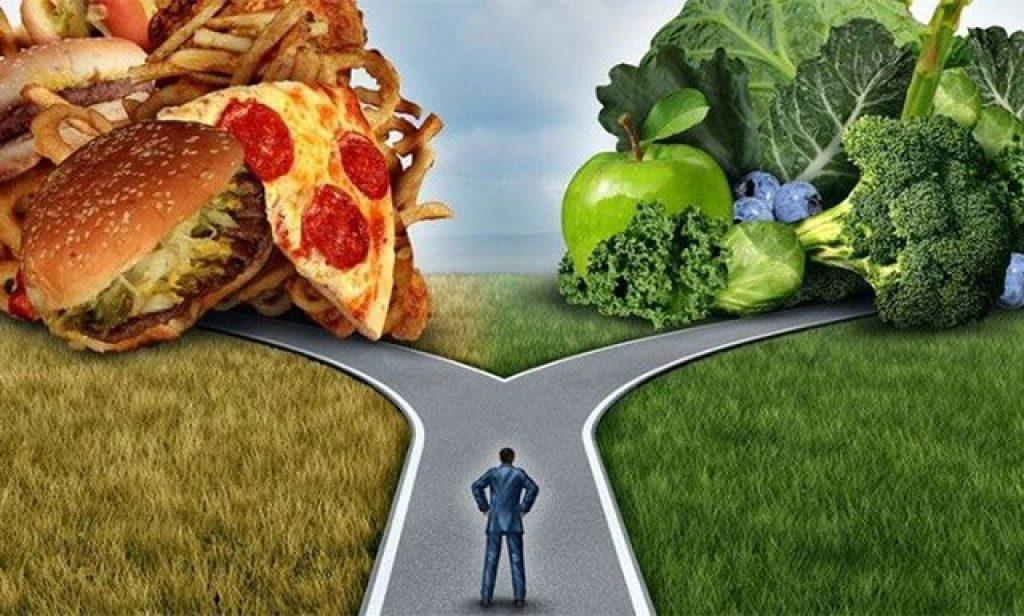 Выбор перед едой