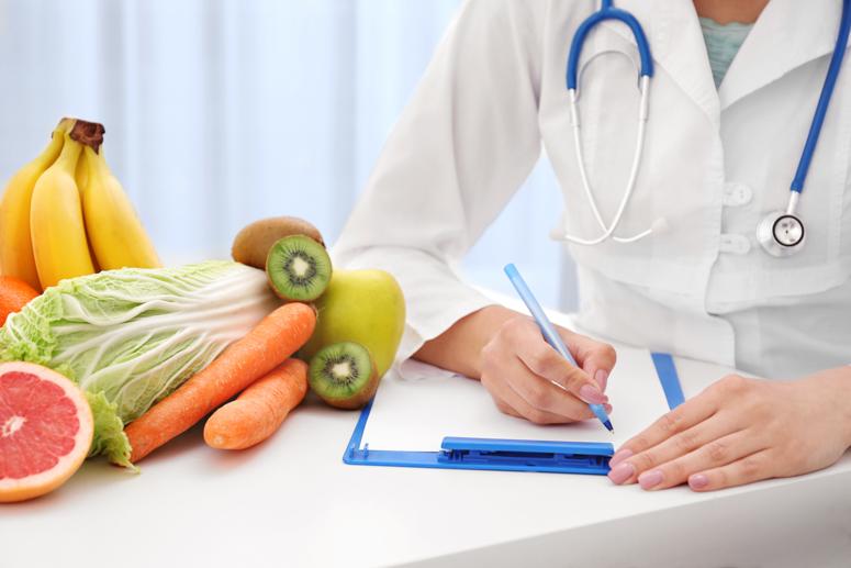 Доктор прописывает диету