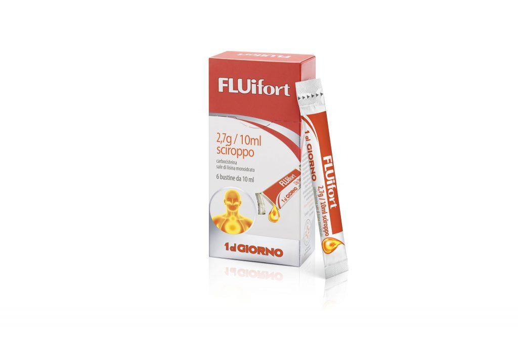 Флуифорт – эффективное муколитическое средство